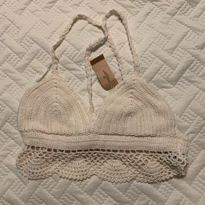 American Eagle woven top NWT (M)